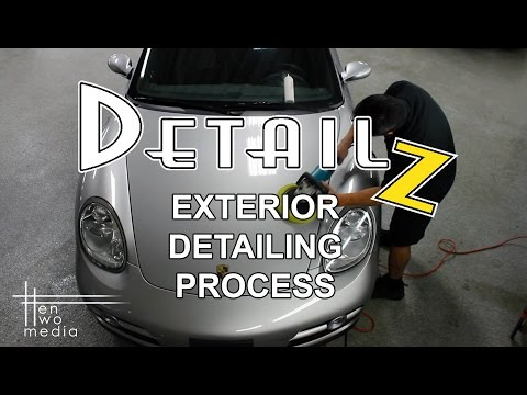 Detailz Calgary - Exterior Automotive Detailing | Commercial