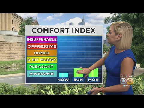Philadelphia Weather: Taste Of Early Fall Continues