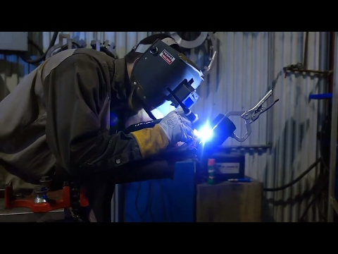 Tulsa Welding School Live Stream - Campus Tour - Student Interviews - How To Choose A College