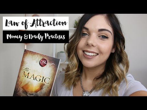 Law Of Attraction Money & Daily Practises | Emma Mumford
