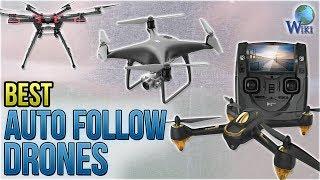 10 Best Auto Follow Drones 2018