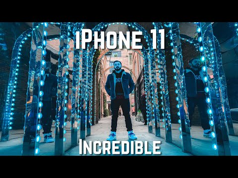 iPhone 11 is incredible 4K short film