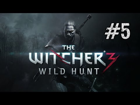The Witcher 3: Wild Hunt BLIND Let's Play [Part 5] - Leaving White Orchard