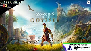 Assassin's Creed Odyssey 4K Gameplay (E3 2018)