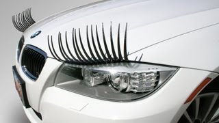 CarLashes™ Make You Smile!