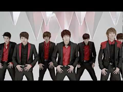 U-KISS forbidden love (MV)