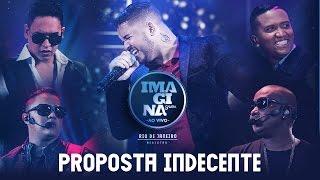 Gambar cover Proposta Indecente (Clipe Ao Vivo) - Imaginasamba