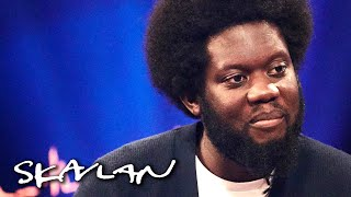 Cold Little Heart singer Michael Kiwanuka I didn#39t have confidence SVTTV 2Skavlan