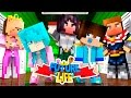 Minecraft FUTURE LIFE - LITTLE KELLY'S BABIES ARE EXPELLED FROM SCHOOL FOR FRAMING A BULLY!!