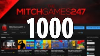 1000TH VIDEO SPECIAL!