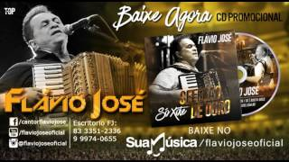 SELEÇÃO DE OURO  FLÁVIO JOSÉ  - CD PROMOCIONAL
