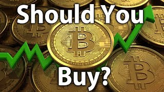 Should You Buy Bitcoin Over $10,000?