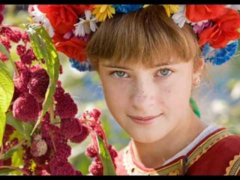 Молодые украинки видео может