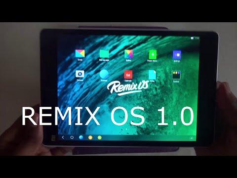 Xiaomi Mi Pad- Install Remix OS 1.0 (Android Kitkat 4.4.4)