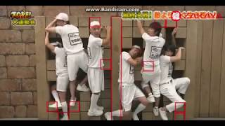 TORE! Fall Spirit Athletic Party Special June 10, 2014 / All Fail Clips (ENG SUB)