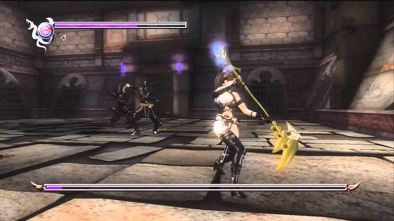 Ninja Gaiden Sigma Doku Both Versions Hard Youtube