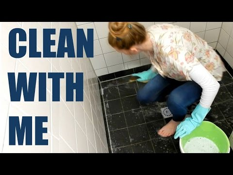 CLEAN WITH ME | ROUTINE | Timelapse with music & explanatory voice-over | VICINA LUCINDA