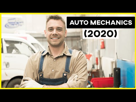 Auto Mechanic Salary (2020) – Top 5 Places
