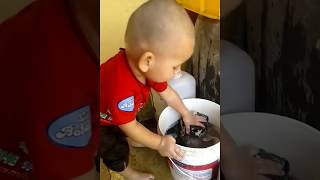 New Baby Indian Baby Washing Clothes WhatsApp Video Latest 2017
