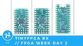 Ada + PicoRV32 + TinyFPGA + Neopixel - YouTube