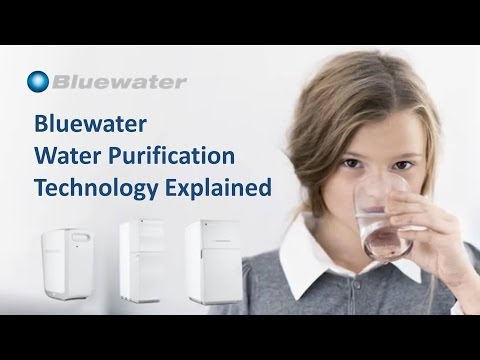 Bluewater Water Purification Technology Explained