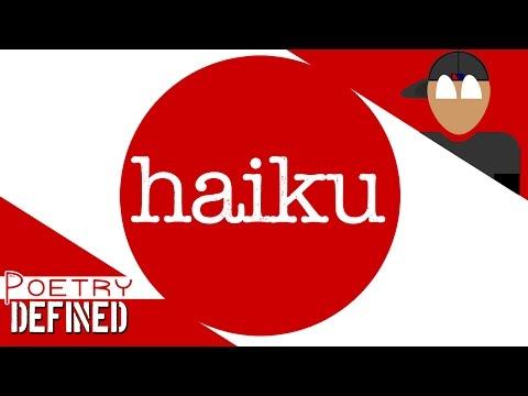 HAIKU | #PoetryDefined
