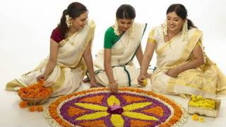 Onam Greetings Video -  Maveli Rituals Of Kerala, India