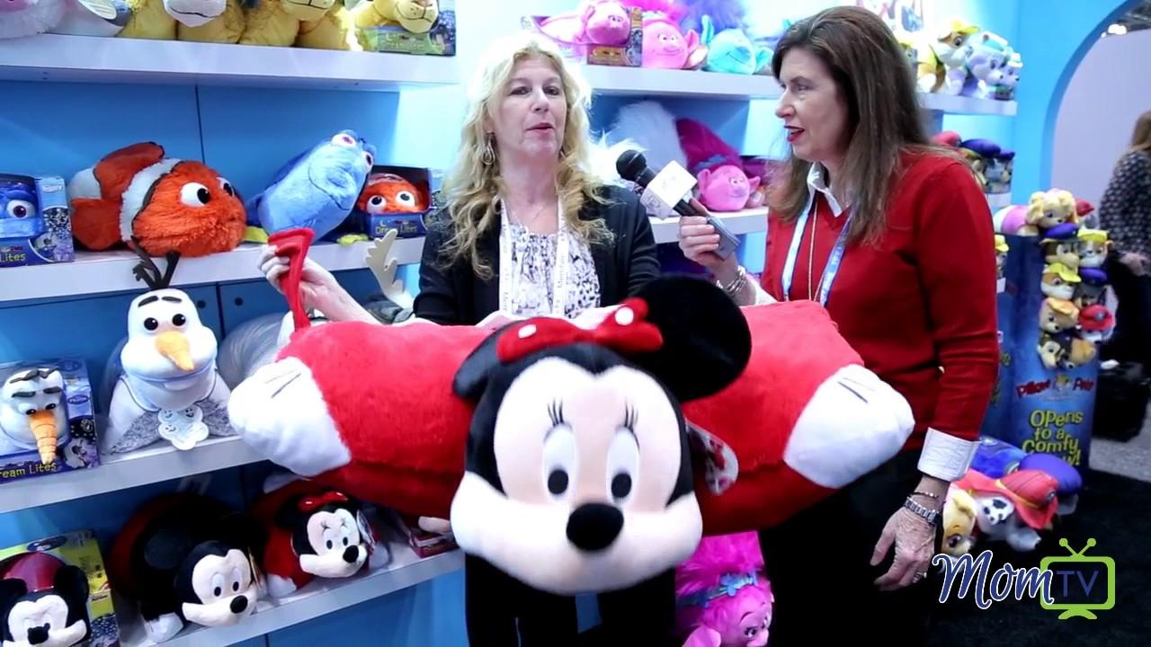 disney pillow pets toyfair 2017