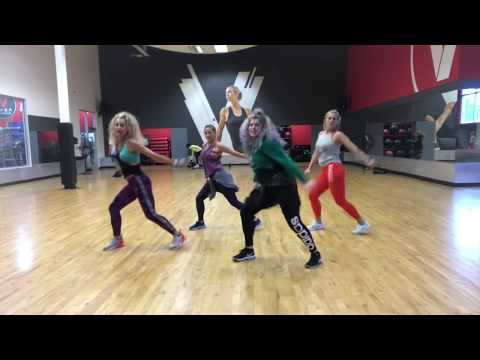 "Jennifer Lopez ""Medicine"" ( Ft. French Montana) Original Zumba Fitness® Choreo By Hettiejoh!"