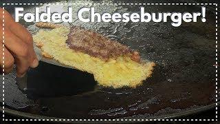 Folded Cheeseburger Copycat Recipe! | Miznon New York