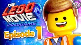Everything is NOT Awesome? - LEGO Movie 2 Videogame Gameplay - Episode 1 - Welcome to Apocalypseburg