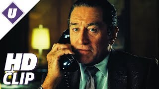 "The Irishman (2019) - ""The Call"" Official Clip 