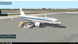 X-Plane 10 и xEnviro Перелет на a320neo. Полное руководство для начинающих. Беглый обзор xEnviro