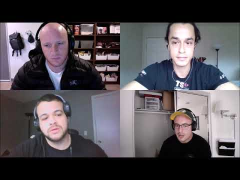 TSA Podcast #17: Talking Recovery with Alberto Nunez