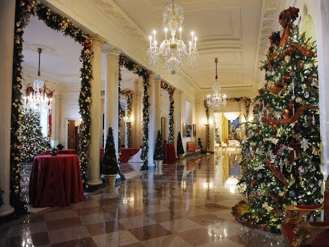 5 Things You Didn't Know About A White House Christmas