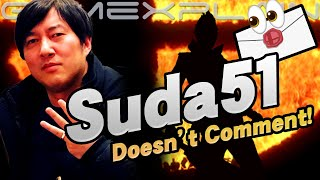 Suda51's Answer to Travis Touchdown Joining Smash Ultimate Might Be a Little Suspect...