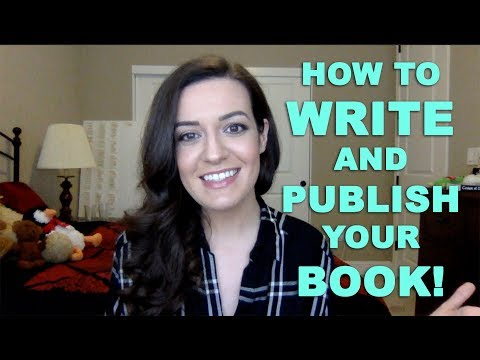 How to Write and Publish a Book – a Step-By-Step Guide