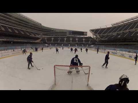 ICE Hockey Classic at Soldier Field 02.03.2013 - Full Game