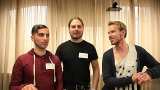 Стас Давыдов и команда TIX для кинофестиваля  Artshort