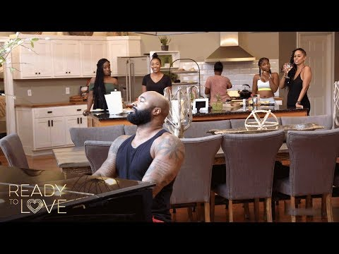 Mike Serenades the Ladies | Ready to Love | Oprah Winfrey Network