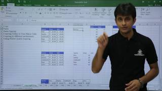 MS Excel - Copying and Filling