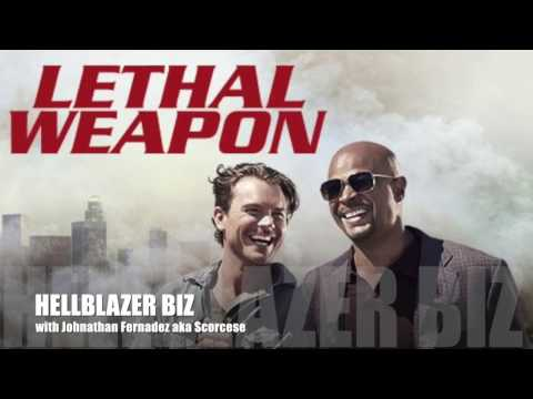 Exclusive Lethal Weapon Interview with Johnathan Fernandez