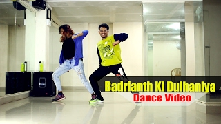 Dance On - Badrinath Ki Dulhaniya