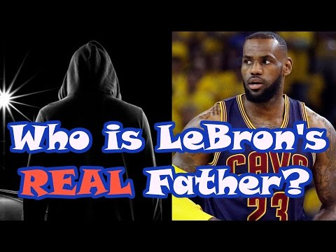 The Story Behind LeBron James' Father