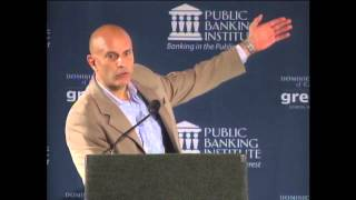 Tim Canova - Public Banking 2013: Funding the New Economy, June 3rd 2013