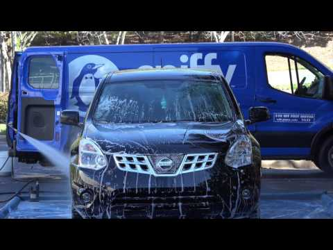 Spiffy Mobile Car Wash & Detailing in 60-Seconds