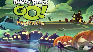 Repeat youtube video Angry Birds Go - Halloween Event New Update