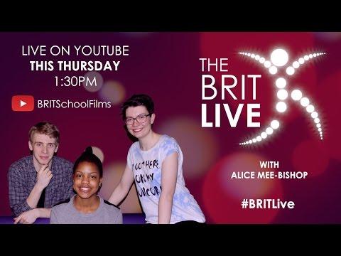 The BRIT LIVE - Thursday 27 April, 1.30pm