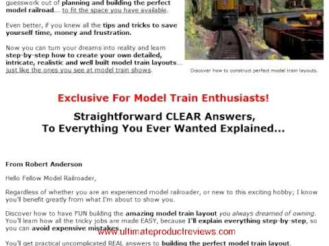 Model Train Layouts | Model Train Scenery Ideas – Model Train Layouts