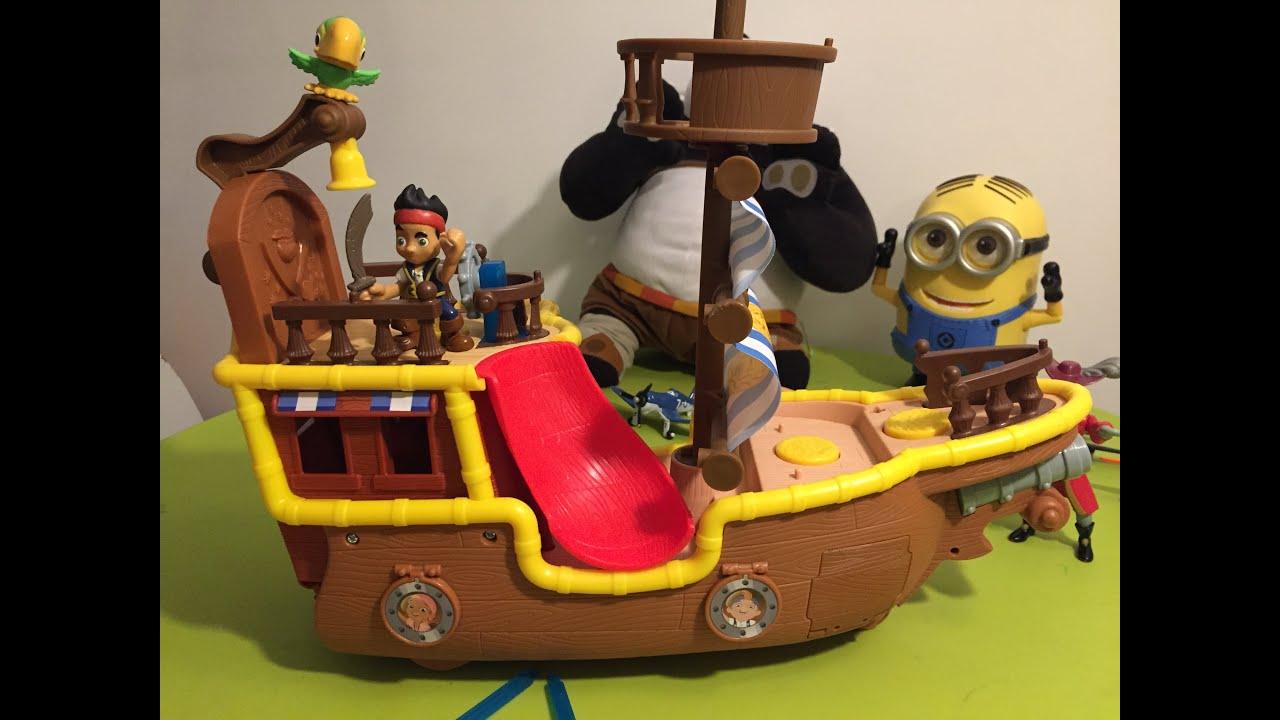 Jack et les pirates attention au crocodil et partons - Jack et le pirate ...